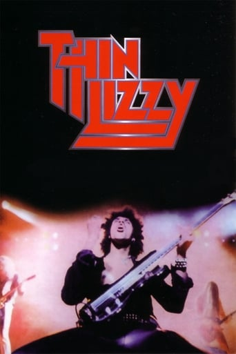 Poster of Thin Lizzy: Live and Dangerous