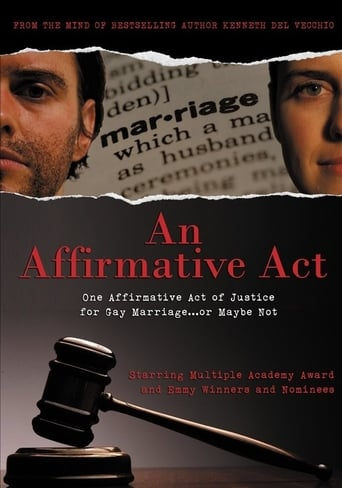 Poster of An Affirmative Act