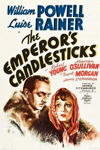 Poster of The Emperor's Candlesticks
