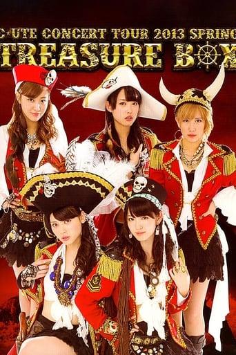 Poster of ℃-ute 2013 Spring ~Treasure Box~