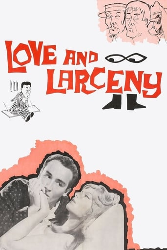 Poster of Love and Larceny