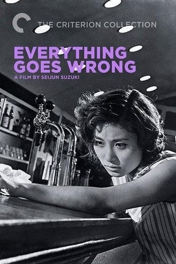 Poster of Everything Goes Wrong