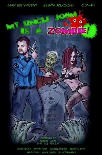 Poster of My Uncle John Is a Zombie!