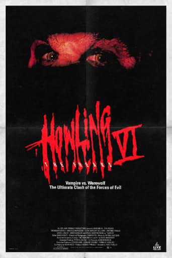 Poster of Howling VI: The Freaks