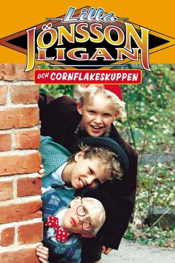 Poster of Young Jonsson Gang: The Cornflakes Robbery