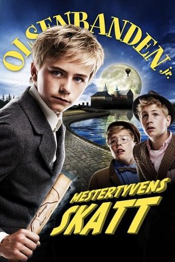Poster of Olsenbanden Jr. Mestertyvens skatt