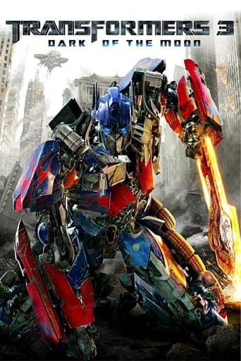 Poster of Transformers 3: Temná strana Měsíce
