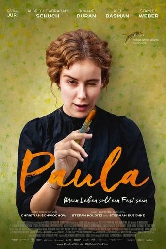 Poster of Paula