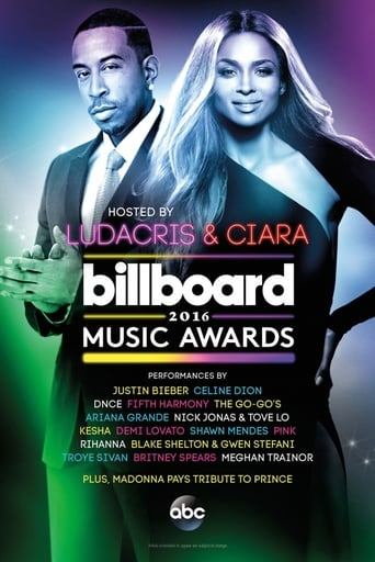 Poster of The 2016 Billboard Music Awards