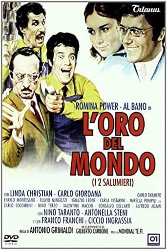 Poster of L'oro del mondo