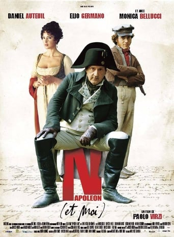 How old was Monica Bellucci in Napoleon and Me