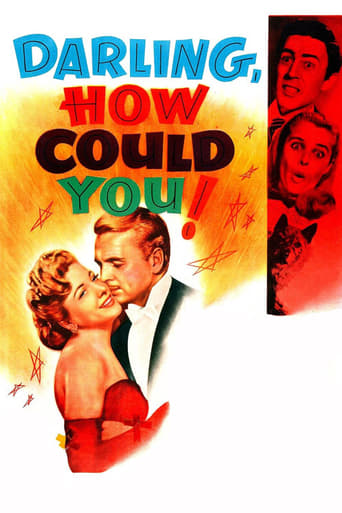 Poster of Darling, How Could You!