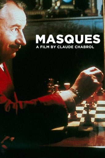 Poster of Masques