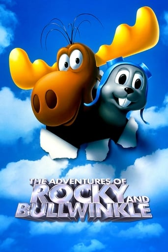 Poster of The Adventures of Rocky & Bullwinkle