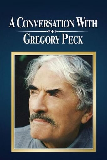 Poster of A Conversation with Gregory Peck