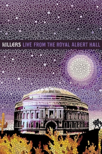 Poster of The Killers: Live From The Royal Albert Hall
