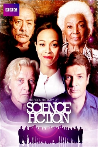 Poster of The Real History of Science Fiction
