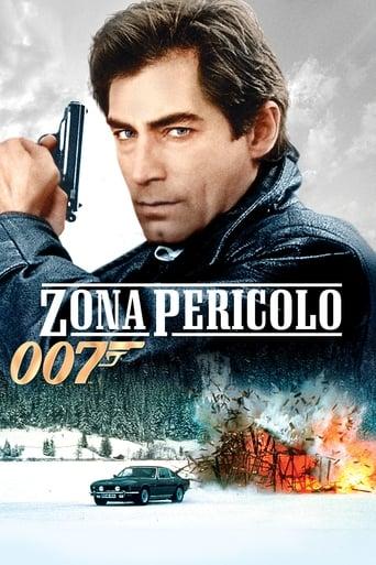 Poster of 007 - Zona pericolo