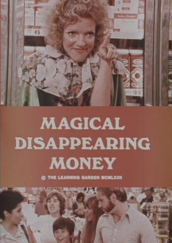 Poster of Magical Disappearing Money