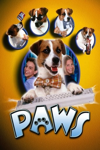 Poster of Paws