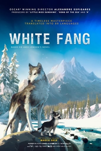 White Fang poster
