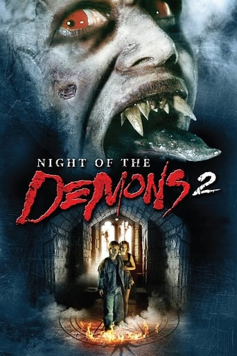 Poster of Night of the Demons 2