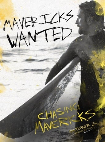 Poster of Chasing Mavericks