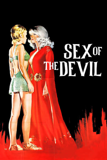 Poster of Sex of the Devil