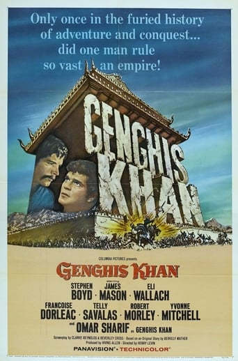 Poster of Genghis Khan
