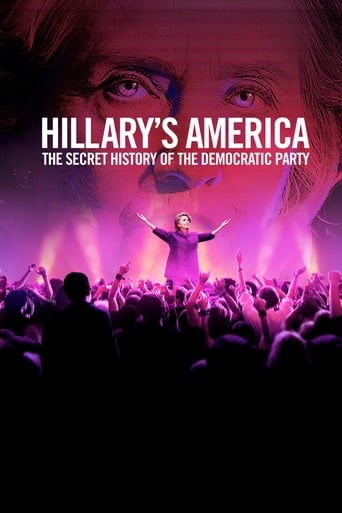 Poster of Hillary's America: The Secret History of the Democratic Party