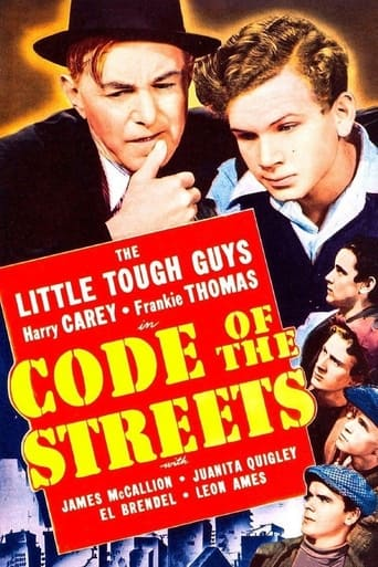 Poster of Code of the Streets