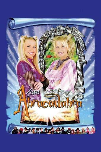 Poster of Xuxa Abracadabra