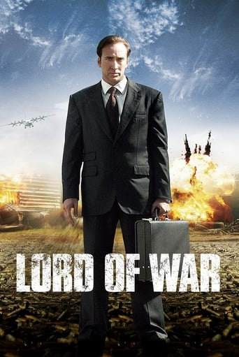 Poster of Lord of War