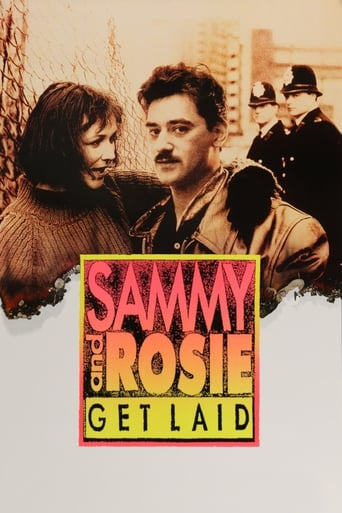Poster of Sammy and Rosie Get Laid