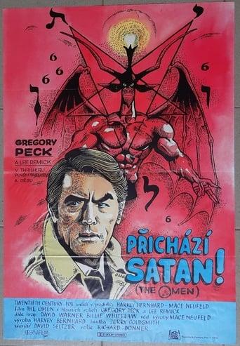 Poster of Přichází Satan!