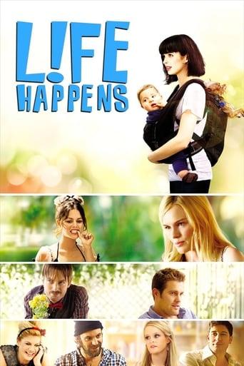 Poster of L!fe Happens