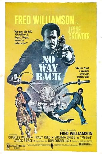 Poster of No Way Back