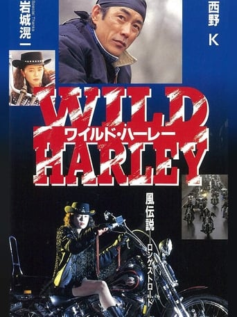 Poster of Wild Harley