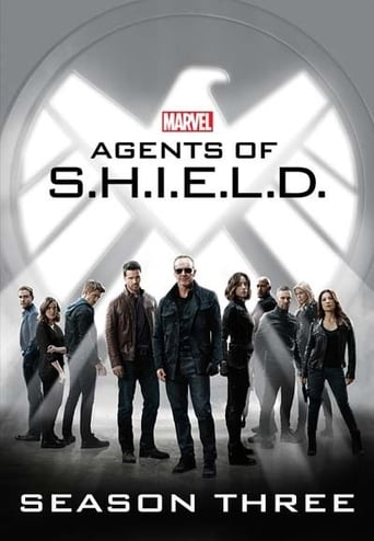 How old was Henry Simmons in season 3 of Marvel's Agents of S.H.I.E.L.D.