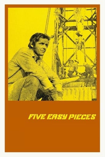 Poster of Five Easy Pieces