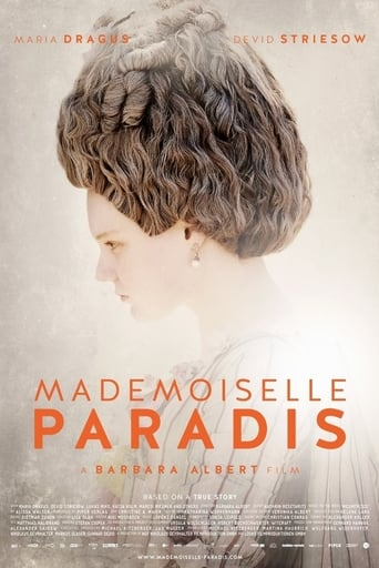 Poster of Mademoiselle Paradis