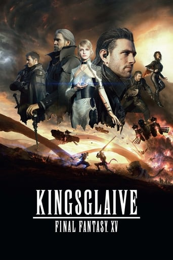 Poster of Kingsglaive: Final Fantasy XV