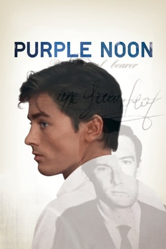 Poster of Purple Noon