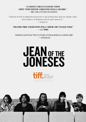 Poster of Jean of the Joneses