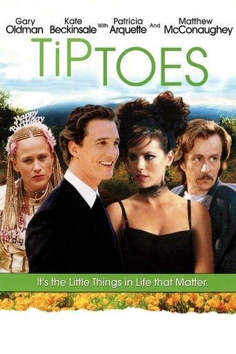 Poster of Tiptoes