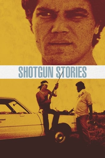 Poster of Shotgun Stories