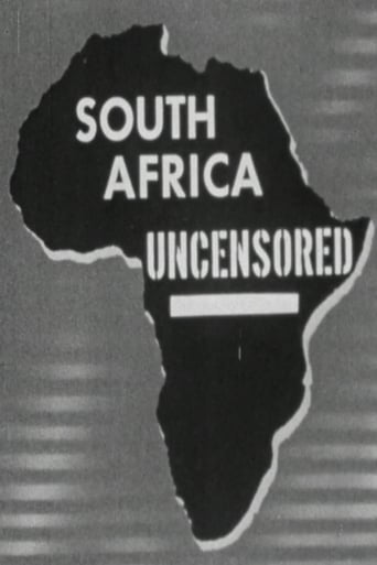 Poster of South Africa Uncensored