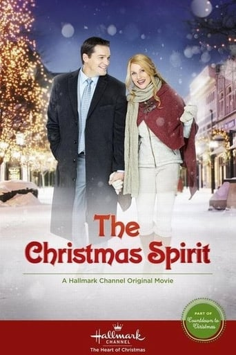 Poster of The Christmas Spirit