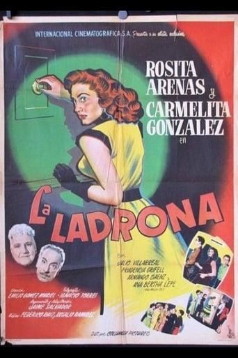 Poster of La ladrona