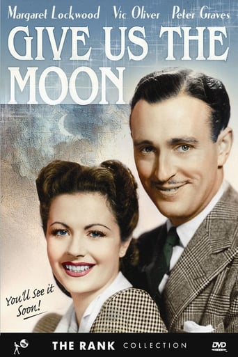 Poster of Give Us the Moon